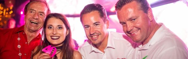Sportwagentreffen 2018 – Aftershowparty