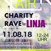 CHARITY RAVE for LINJA