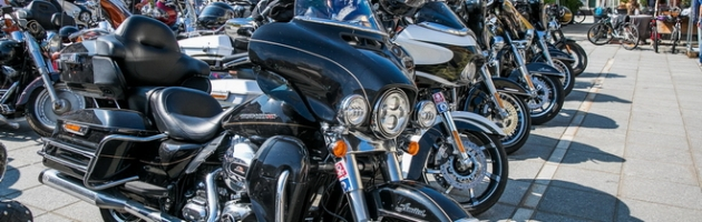 Harley Treffen – EBW Tour Visiting Friends