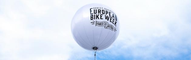 Harley Treffen 2018 – Faaker See – Eröffnung