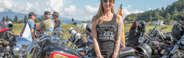 Harley Treffen 2018 – Parade