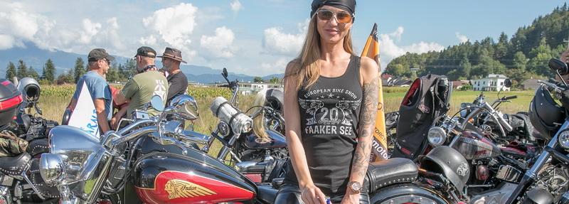 See harley treffen 2018 faaker Harley treffen