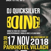 BOING ! – Back to the 90´s mit DJ Quicksilver
