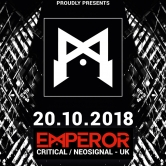 CONTRAST presents EMPEROR (Critical / Neosignal – UK)