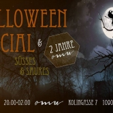 HALLOWEEN Party & 2 Jahre OMU