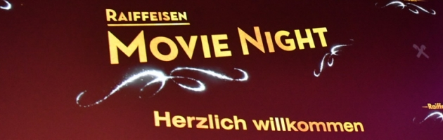 Raiffeisen Club Movie Night – Phantastische Tierwesen 2
