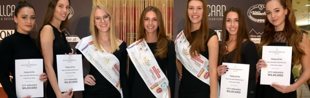 Miss Kärnten 2019 Casting @ City Arkaden