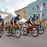 UPPER AUSTRIA CYCLING TOUR  KWG Road Race Schwanenstadt