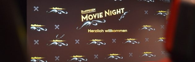 "Raiffeisen Movienight ""Men in Black"""