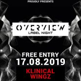 CONTRAST x Overview Music / FREE ENTRY