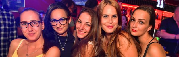 Balaton Party im TopOne @ Klopeiner See