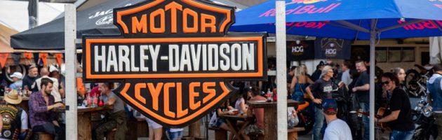 Harley Treffen Faaker See 2019 – Warmup im Harley Village