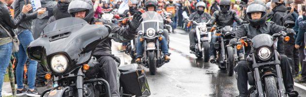 Harley Treffen 2019 – Parade