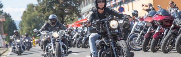 Harley Treffen 2019 – Faaker See – Eröffnung