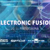 Electronic Fusion – 4 Crews, 4 Floors, 4 Styles!