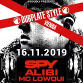 CONTRAST presents S.P.Y – Dubplate Style