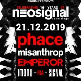 CONTRAST presents 10 Years Of NEOSIGNAL