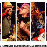 The HAMBURG BLUES BAND feat. Chris Farlowe & Krissy Matthews