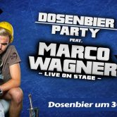 Dosenbier Party feat. Marco Wagner LIVE im Alcatraz Club