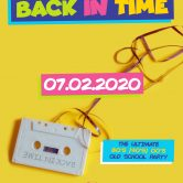 Back in time – 80s,90s,00s hits only.