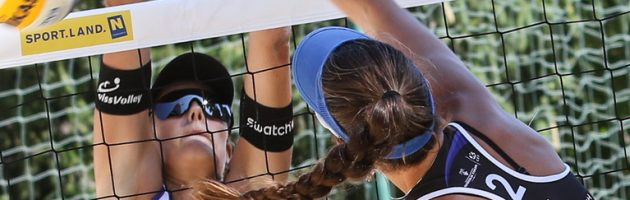 Beachvolleyball Baden 2020