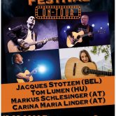 Fingerstyle Festival on Tour – im LustGARTEN