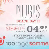 NUBIS Beach Day